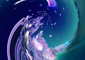 """""""magic-wave"""" by Piotr Siedlecki"""