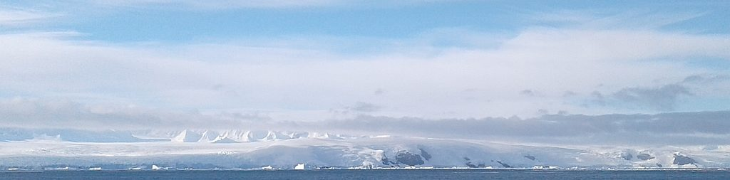 Antarctic panorama
