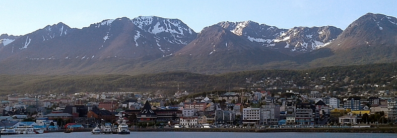 Ushuaia Argentina - The End of the World