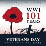 veterans day logo 2019