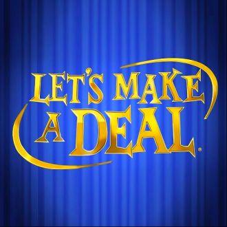 lets make a deal poster