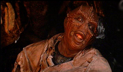 Movie Enemy Mine Louis Gossett, Jr