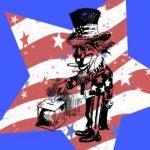 vote art by Linnaea Malette